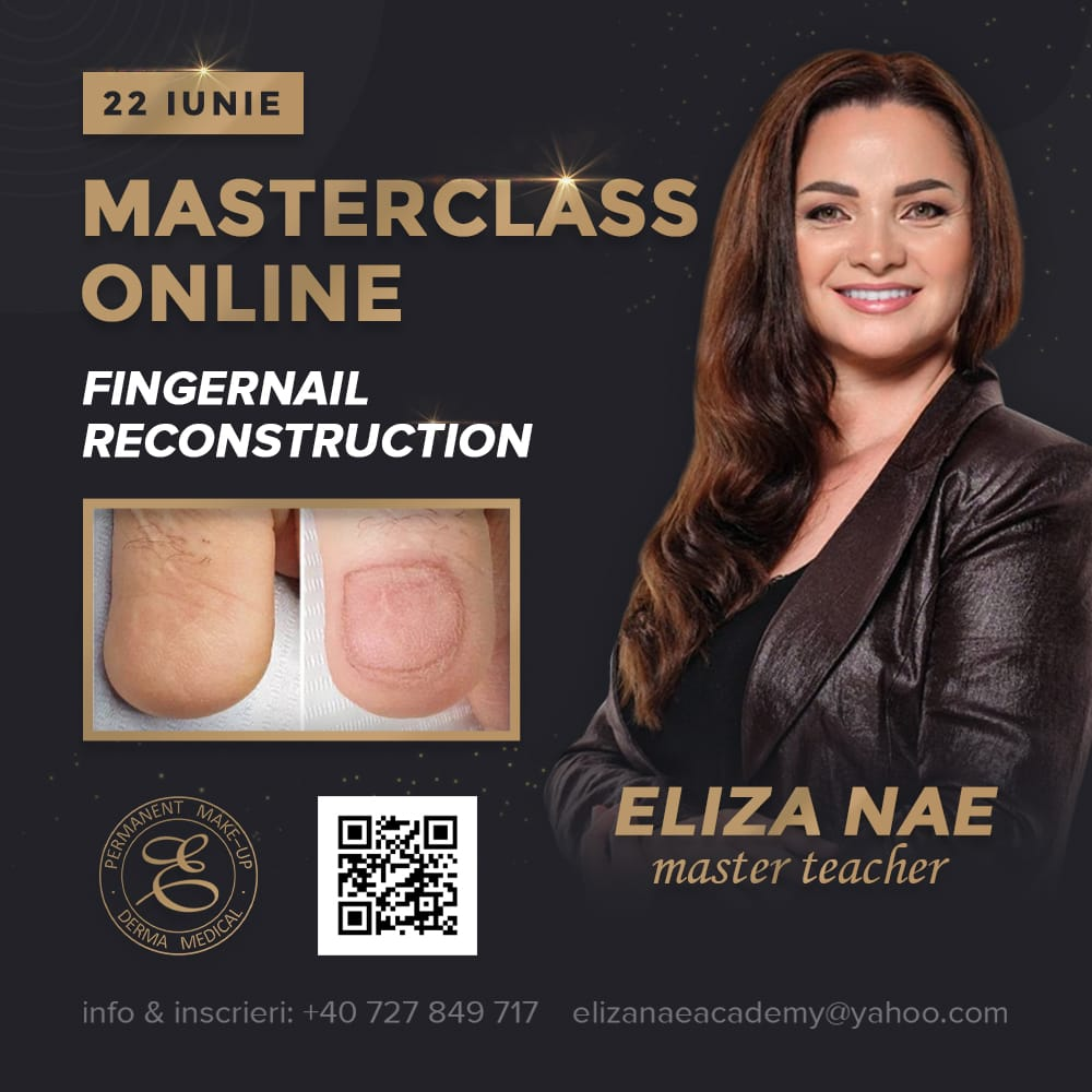 Nail Bed - Master Class Pigmentarea medicala a patului unghial. Pigmentarea medicala a patului unghial - Online 22 iunie 2021